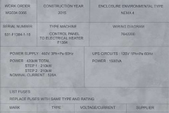 Heatexchangerandcontrolpanel-Power210210kw-CertificationCSAandUSTAMP-Year2015-CountryofinstallationU.S.A.Texas3_