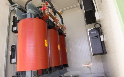 GAS Prozessgas-Erwärmung
