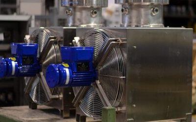 Aerotermi/Unidad de calefacción en esecuzione Ex
