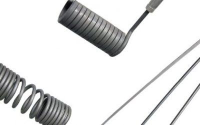 SPIRFLEX injector heaters