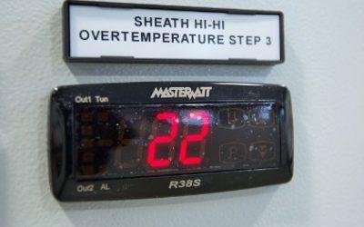Thermoregler und Leistungsregler